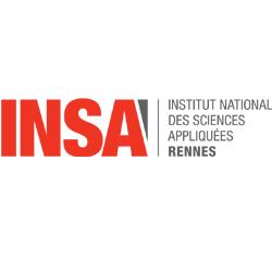 Logo INSA - client Maison Du Coaching